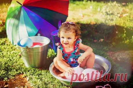 Дети на даче: чем занять ребёнка и как обустроить семейный быт
