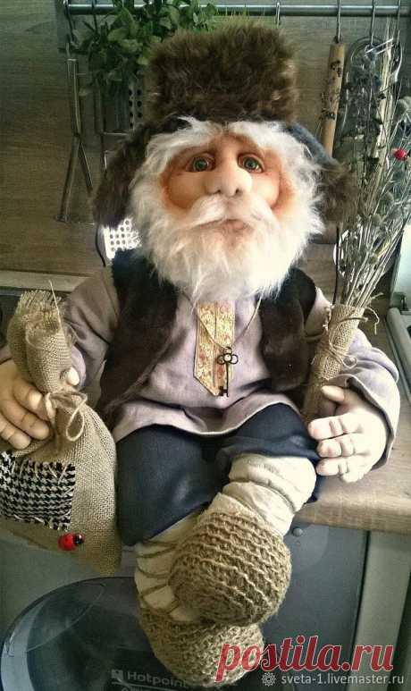 09.12.2017 - Купить ДОМОВОЙ в интернет магазине на Ярмарке Мастеров