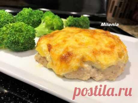 КУРИНАЯ ГРУДКА. Удивим гостей  8-Марта супер вкусным и простым блюдом!