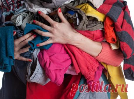 5 предметов одежды, разрушающих энергетику / Мистика