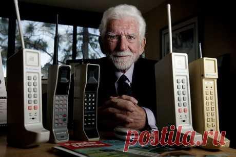 Появление мобильного телефона