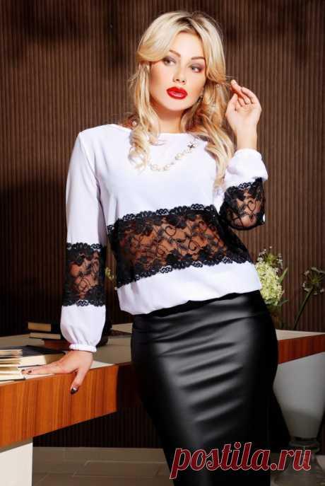 Модные блузки в 2020 году, их фасоны, расцветки, ткани