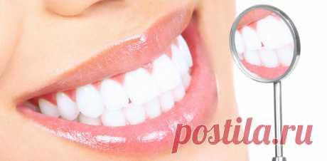 Как отбелить зубы и не нанести им вреда — Полезные советы