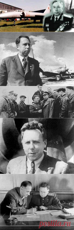 Лавочкин Семён Алексеевич: самолёты авиаконструктора