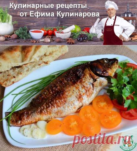 Карп с жареным луком | Вкусные кулинарные рецепты с фото и видео