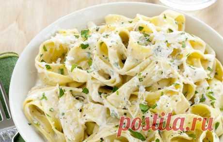 Запеченные макароны со шпинатом и сыром: пошаговый рецепт