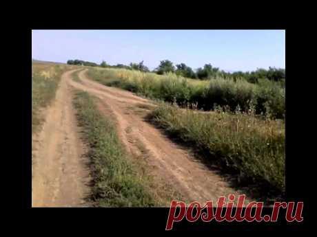 Вело прогулка в степи. Волгоград - Светлоярский район