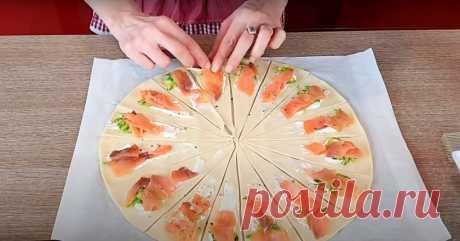 Горячие закуски из слоеного теста на праздничный стол - Со Вкусом