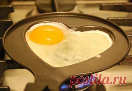 сковородка-сердце ($20 на Fancy)