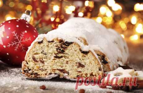 Праздник к нам приходит: три рецепта выпечки к новогоднему столу | Публикации | Вокруг Света