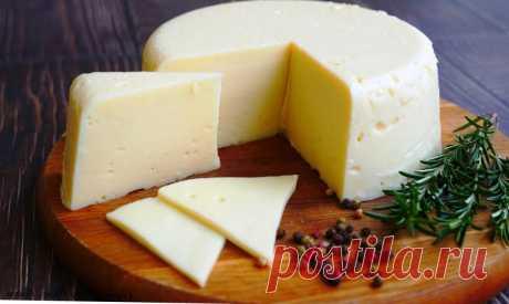 Настоящий сыр дома за 30 минут Такой домашний сыр вы можете приготовить, как из свежего, так и из замороженного творога. Конечно, лучше брать домашний.