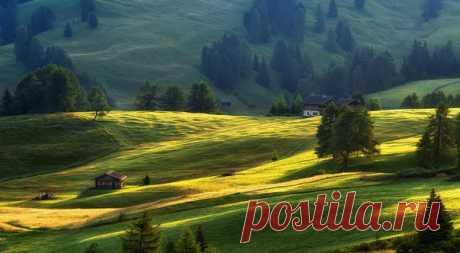 Сельская жизнь по-итальянски. Автор фото – Сергей Давыдов: nat-geo.ru/photo/user/323654/