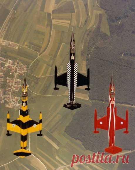 F-104s | авиация
