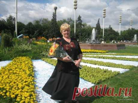 Галина Пушкарёва