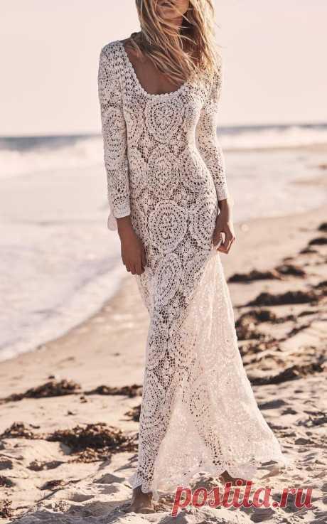 Длинные летние платья: 17 самых трендовых моделей | Новости моды