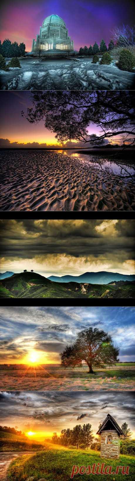 Удивительные и красочные HDR фотографии | Newpix.ru - позитивный интернет-журнал