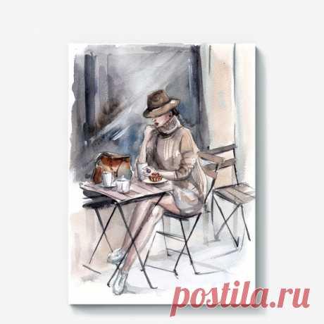 люди в кафе рисунок - Поиск в Google