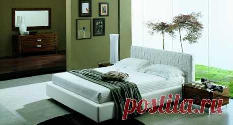 Оформление спальни в стиле модерн: выбор мебели, штор, обоев, фото примеры интерьера спальни в современном стиле, хай тек, минимализм, классическом