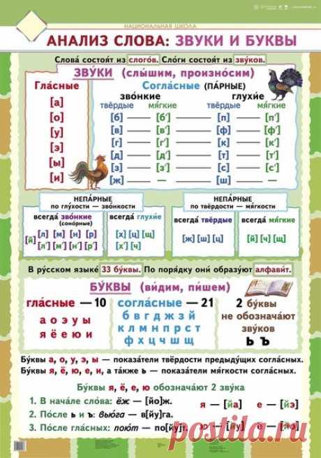 Полезная памятка по русскому языку!