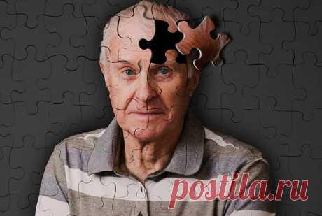 Первые признаки деменции можно обнаружить с помощью простого теста