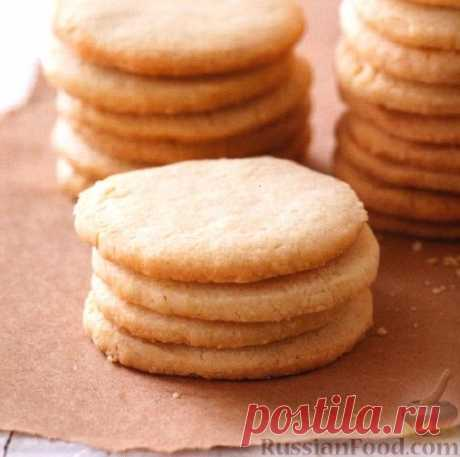 Тающее во рту песочное печенье - 50 рецептов.