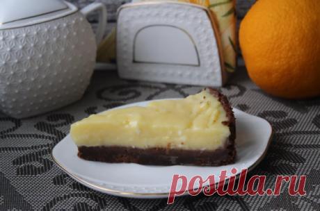 Лимонный пирог без выпечки - пошаговый фоторецепт специально для занятых хозяек   Домашние рецепты   Яндекс Дзен
