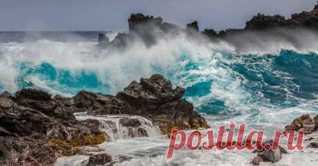 Остров Пасхи, Тихий океан. Автор фото: Никита Сердечный.