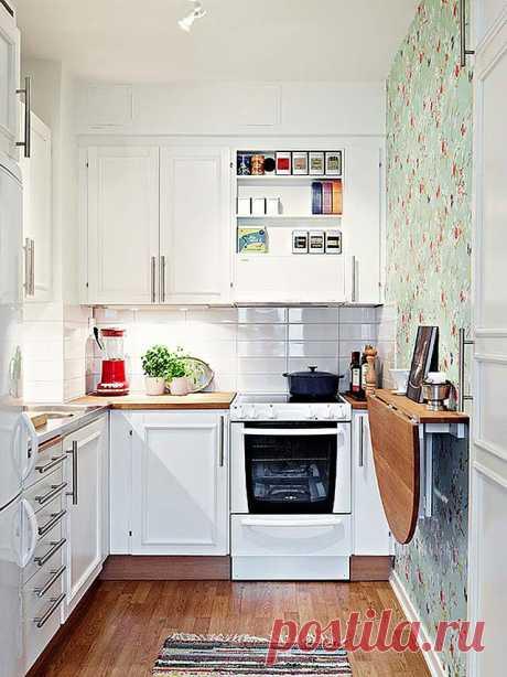 Симпатичные кухни в хрущевках — Наши дома