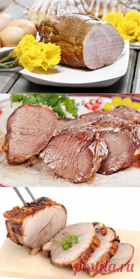 Пасхальные блюда: ТОП-3 рецепта буженины - Кулинарные советы для любителей готовить вкусно - Хозяйке на заметку - Кулинария - IVONA - bigmir)net - IVONA - bigmir)net
