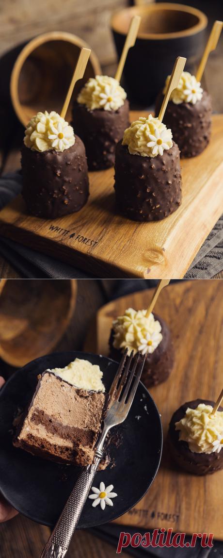 """Пирожное """"Эскимо"""" с шоколадом - Andy Chef (Энди Шеф)"""