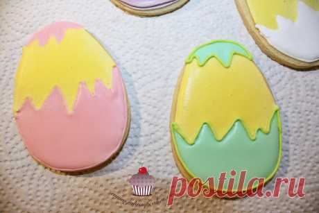 My Cupcakes and Cakes World: Easter Cookies