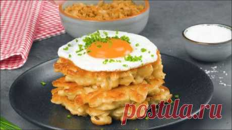 Домашние шпецле 3 классных рецепта с немецкими клецками.