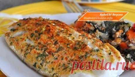 ТОП-5 Рыбных рецептов для ужина   Худеем Вкусно