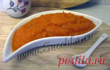 Быстрая кабачковая икра - рецепт с фото Быстрая кабачковая икра приготовлена из двух завалявшихся кабачков.