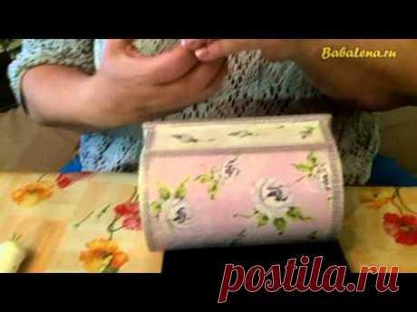 Шкатулки из под баночек от крема своими руками фото 896