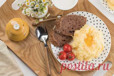 8 самых крутых завтраков из яиц