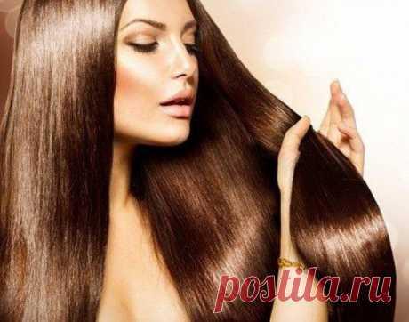 Домашнее лечение волос