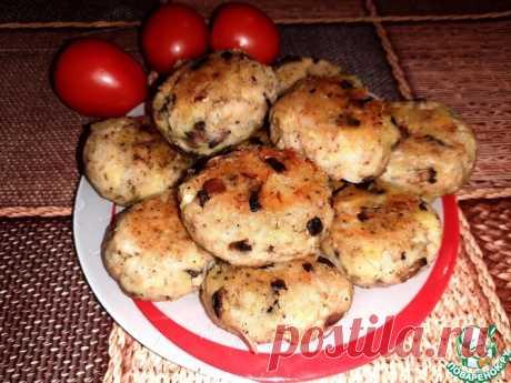 Постные котлеты с грибами Кулинарный рецепт