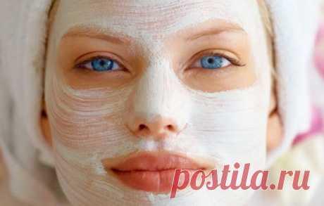 Маски из крахмала: после одной процедуры кожа на лице подтянется и засияет — ГАРМОНИЯ В СЕБЕ