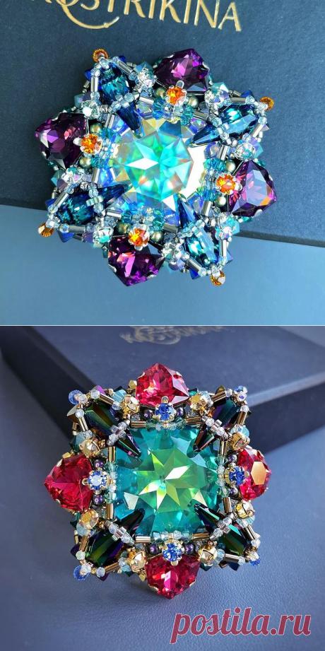 Ордена из бисера и кристаллов (@kostrikina) • Фото и видео в Instagram