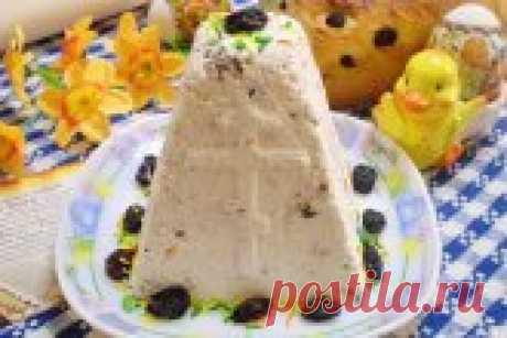 Творожная пасха - 84 золотых рецептов! на Повар.ру
