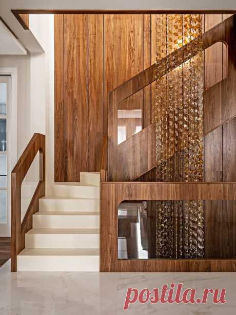13 лестниц, по которым вам захочется подниматься | SALON-interior | Яндекс Дзен
