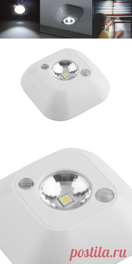 Сенсорные лампы с датчиком движения. Идеальны для освещения Вашего гардероба. 263 руб. за одно изделие. Доставка бесплатная!