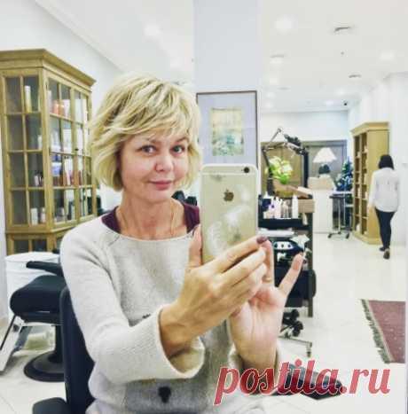 Меньшова напугала снимком без макияжа: press-nice