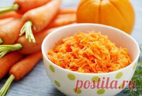 Морковная диета — четыре морковных дня   Luxewomen   Яндекс Дзен