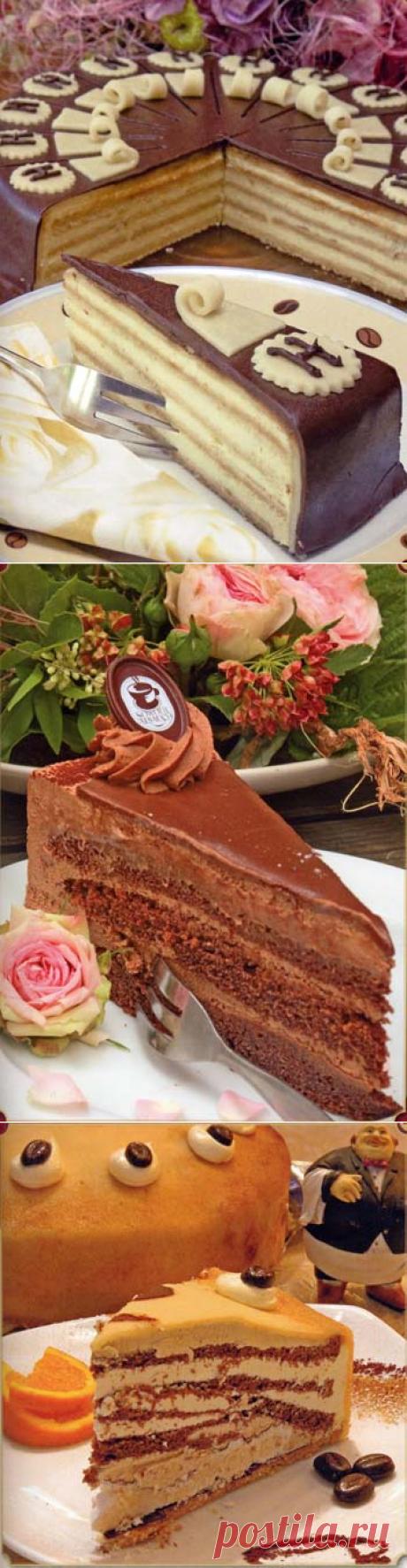Лучшие рецепты праздничных тортов Германии