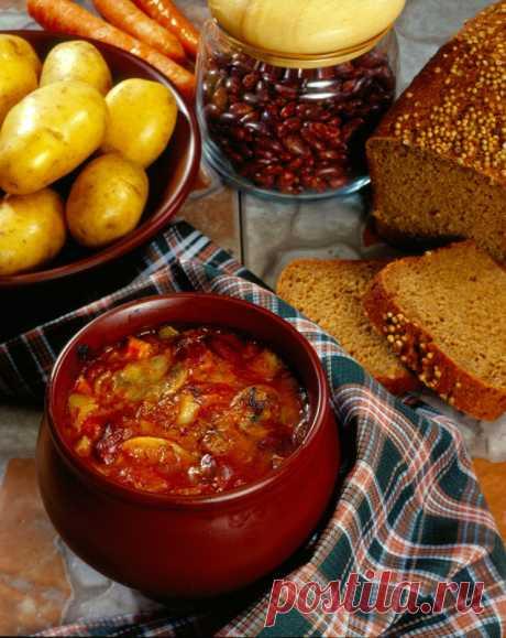 Горшочек с овощами - рецепт приготовления с фото от Maggi.ru