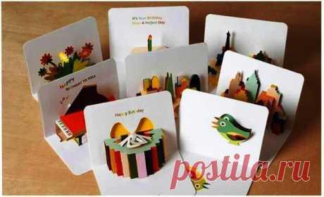 Объемные открытки своими руками с цветами внутри, 3д открытки из бумаги на день рождения и другие праздники Накануне торжества дорогого сердцу человека, хочется сделать такой подарок, который впечатлил бы... Читай дальше на сайте. Жми подробнее ➡
