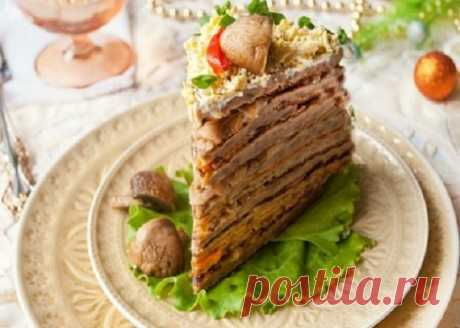 Печеночный торт — СОВЕТНИК