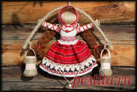 Славянские куклы-обереги: обо всех понемногу (часть 2 ) | Праздничный мир